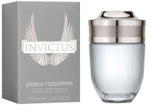 Paco Rabanne Invictus borotválkozás utáni víz uraknak 100 ml Férfiaknak